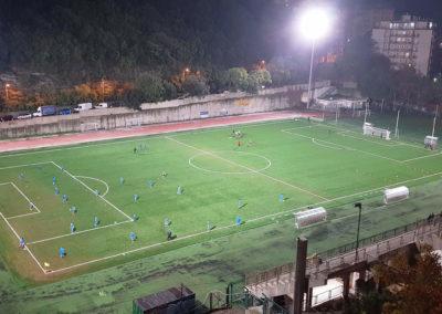 Centro Sportivo Comunale F. Ceravolo (Lagaccio) – Genova