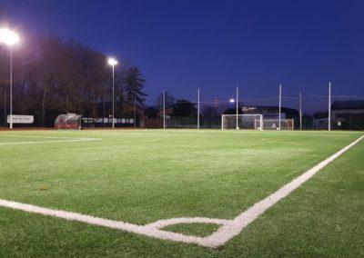 Centro Sportivo GAN – Milano