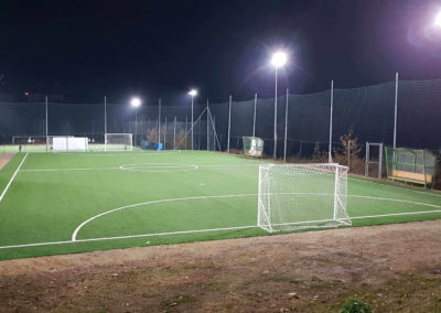 Centro Sportivo Pino Calcio – Pino Torinese (TO)