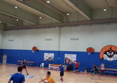 Palasharkers Pegli – Palazzetto per il Basket – Genova