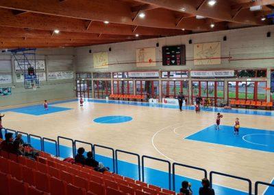 Palasprint – Palazzetto per il Basket – La Spezia