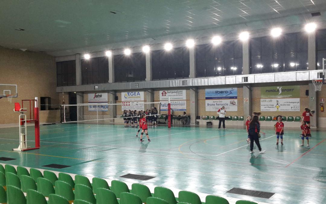 Palazzetto dello Sport – Borgo San Dalmazzo (CN)
