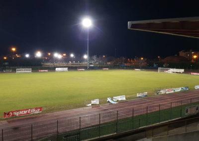 Stadio C. Girardengo – Novi Ligure (AL)