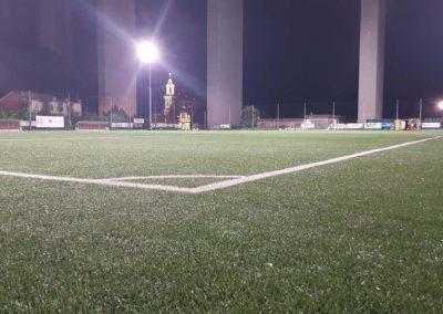 Centro sportivo Golfo paradiso Pro Recco Avegno – Recco (GE)