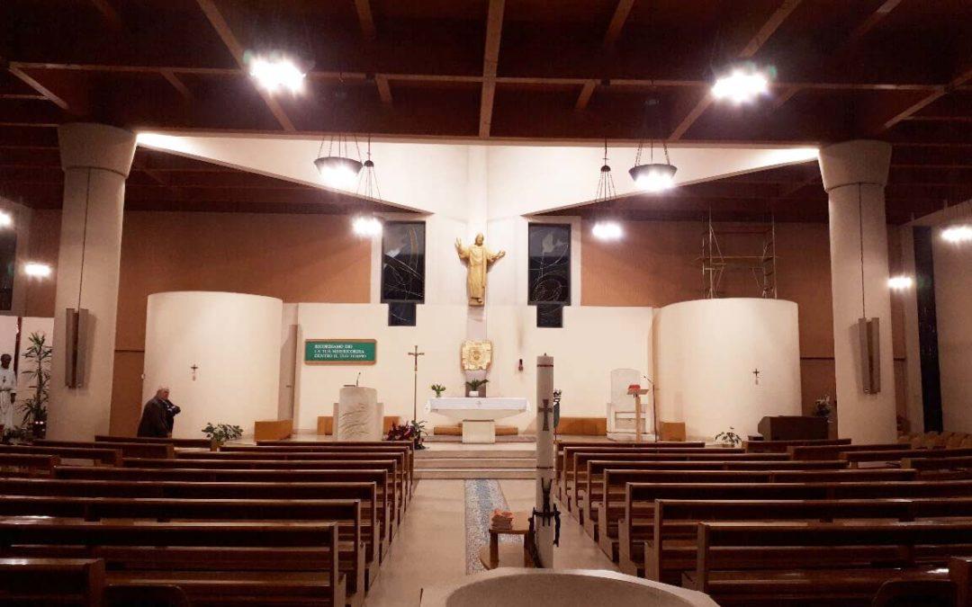 Chiesa Gesù a Nazaret – Milano