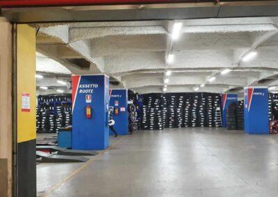 Ricci Gomme: vendita e riparazione pneumatici – Genova
