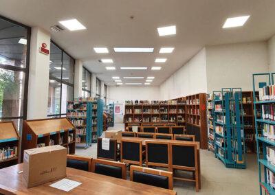 Biblioteca Pavese – Parma (PR)